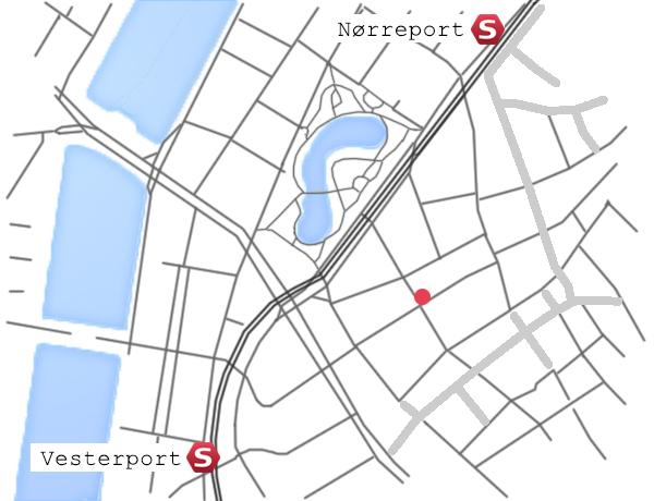 Urten map